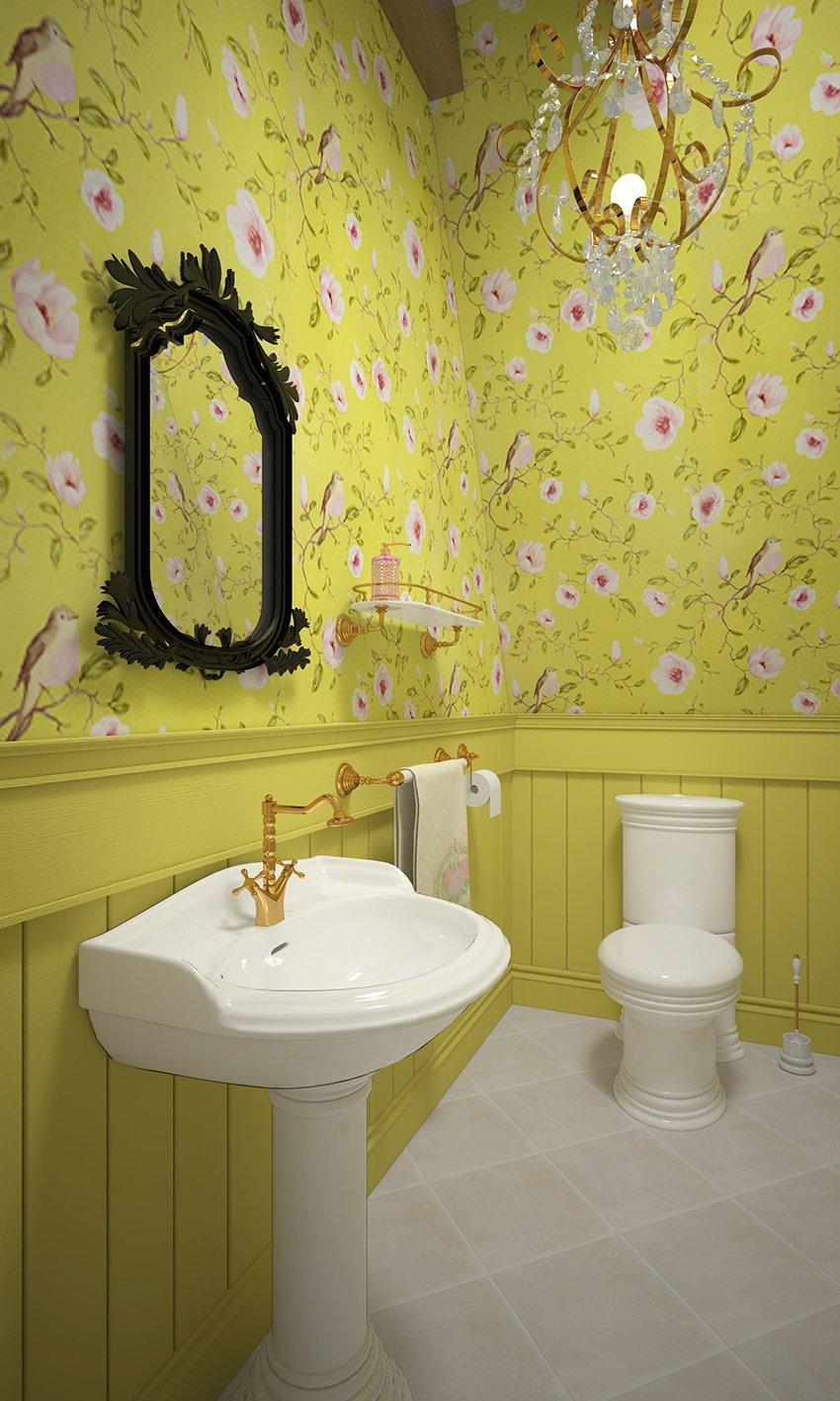 Фотография: Ванная в стиле , Декор интерьера, Дом, Country Corner, Дома и квартиры, Прованс, Проект недели – фото на INMYROOM