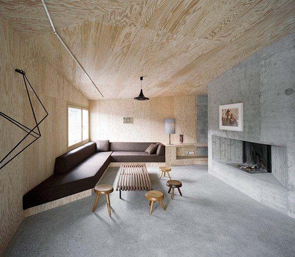 Фотография: Гостиная в стиле , Декор интерьера, Дизайн интерьера, Цвет в интерьере, Серый – фото на INMYROOM