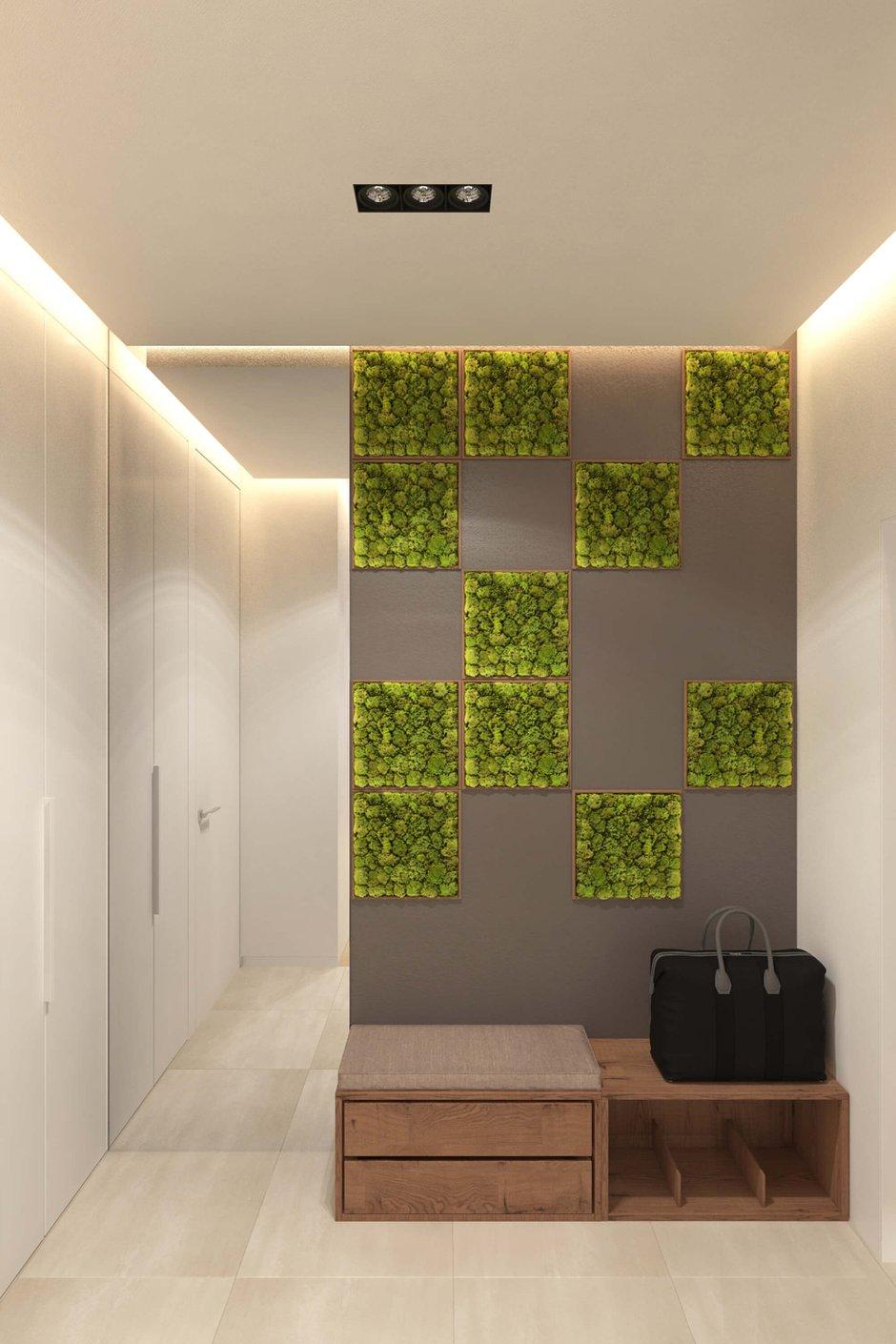 Фотография: Прихожая в стиле Эко, Квартира, Проект недели, Geometrium – фото на INMYROOM