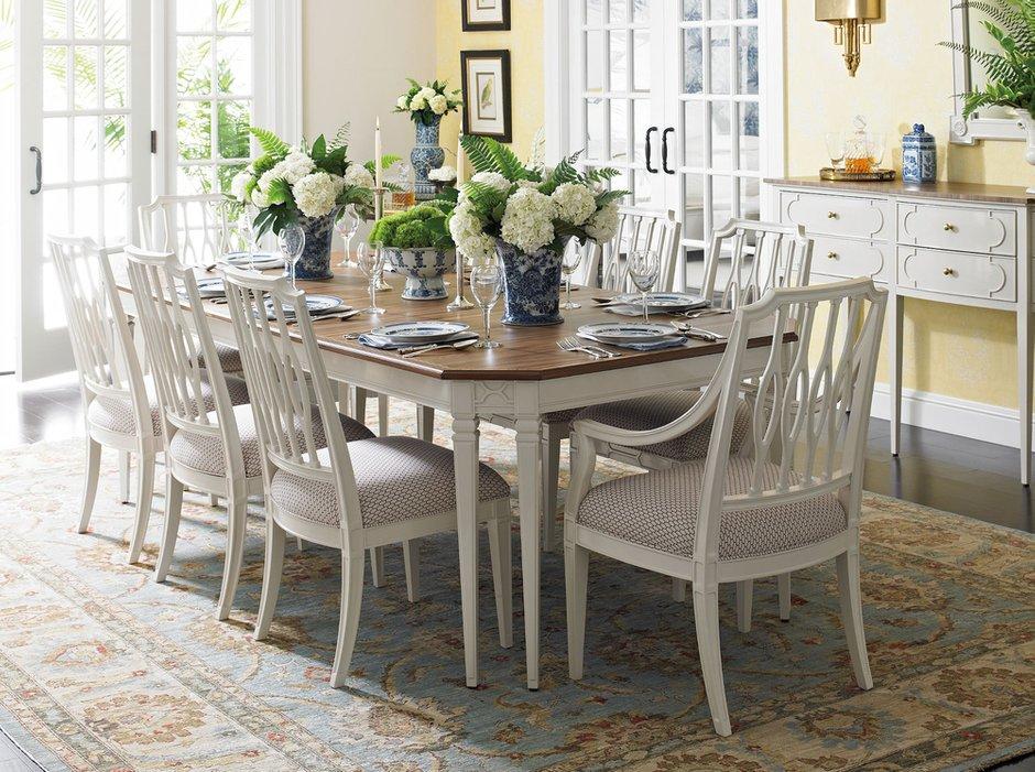Фотография: Кухня и столовая в стиле Эклектика, Дизайн интерьера, Колониальный – фото на INMYROOM