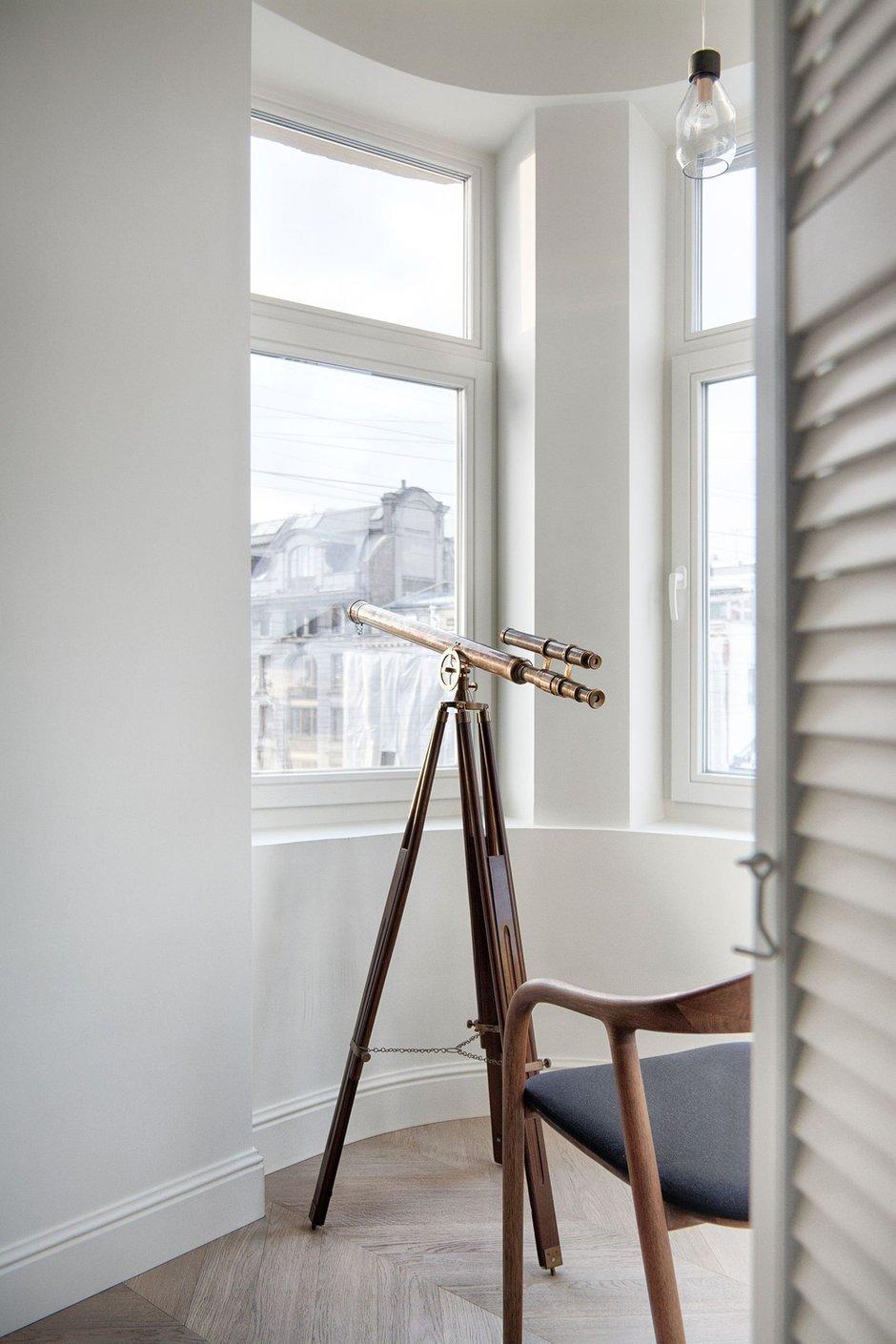 Фотография: Балкон в стиле Минимализм, Эклектика, Квартира, Проект недели, Санкт-Петербург, Кирпичный дом, 4 и больше, Более 90 метров, INT2architecture – фото на INMYROOM