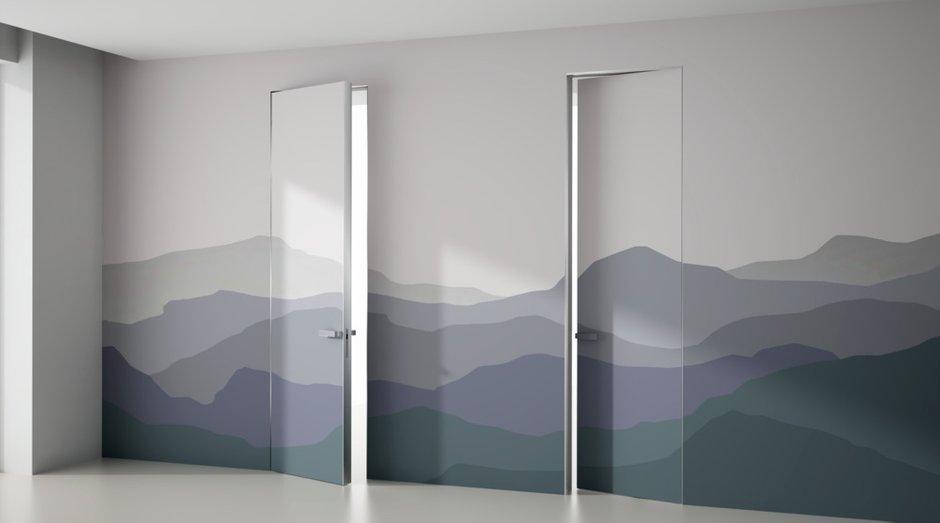 Фотография:  в стиле , Советы, UNION, двери под покраску, двери скрытого монтажа, двери-невидимки – фото на INMYROOM