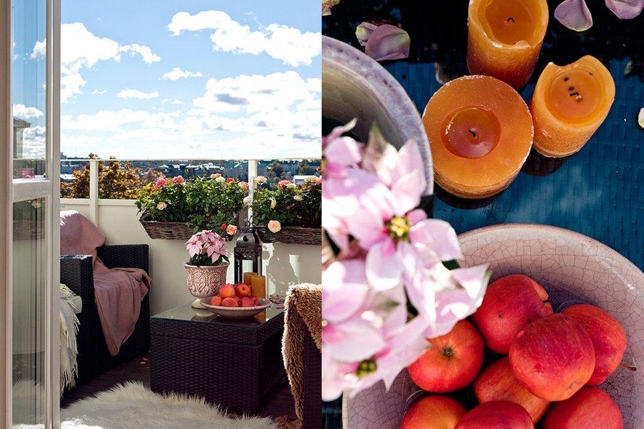 Фотография: Прочее в стиле , Скандинавский, Малогабаритная квартира, Квартира, Швеция, Цвет в интерьере, Дома и квартиры, Белый – фото на InMyRoom.ru