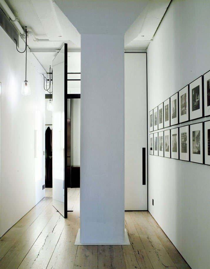Фотография: Прихожая в стиле Лофт, Квартира, Дома и квартиры, Проект недели, Индустриальный – фото на INMYROOM