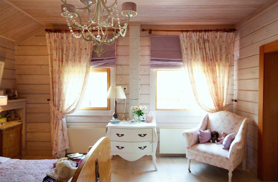 Фотография: Спальня в стиле , Детская, Дом, Интерьер комнат, Проект недели – фото на INMYROOM