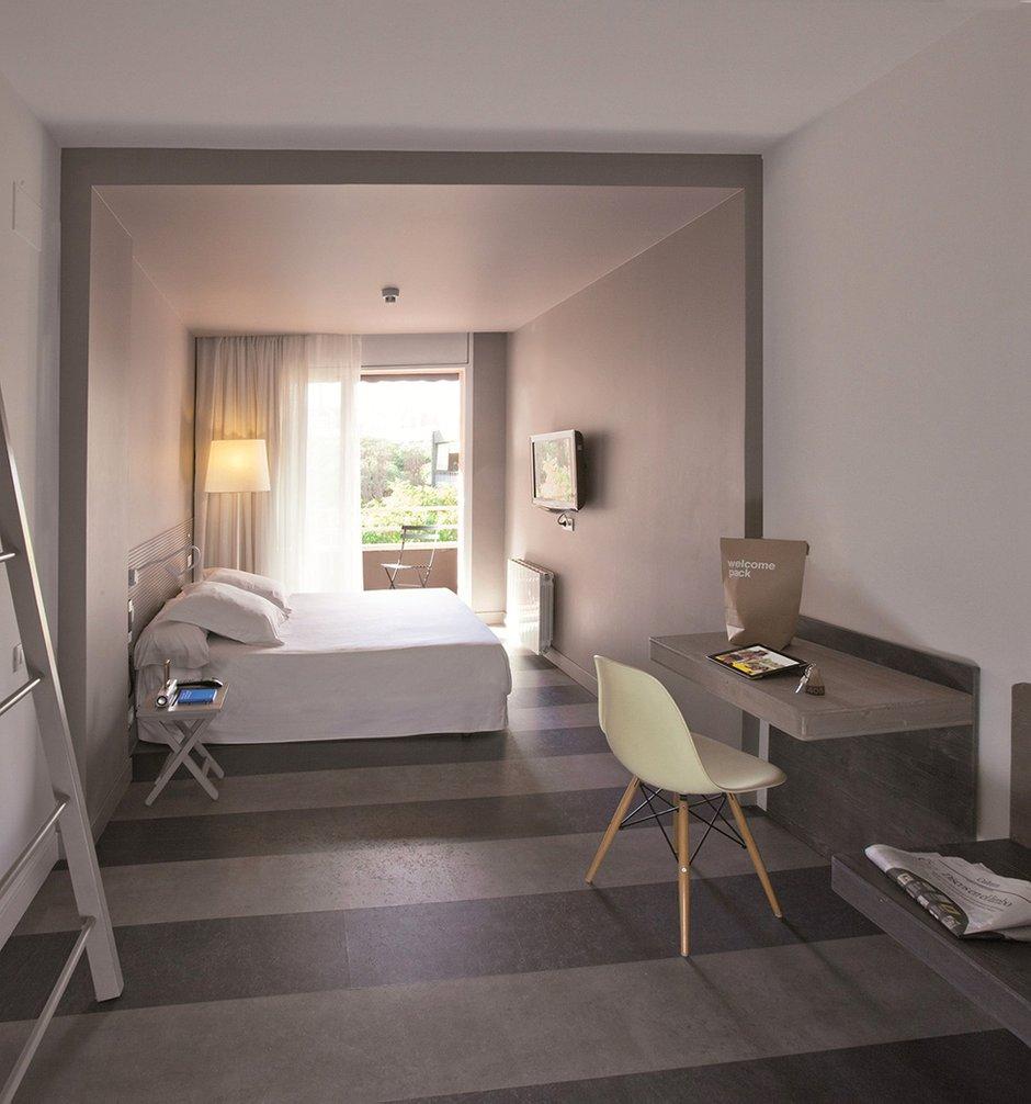 Фотография: Спальня в стиле Современный, Декор интерьера, Дома и квартиры, Городские места, Отель, Барселона – фото на InMyRoom.ru