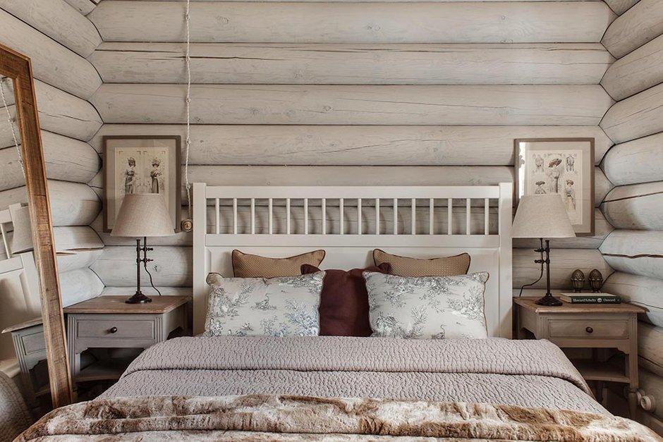 Фотография: Спальня в стиле Прованс и Кантри, Дом, Дома и квартиры, Проект недели, Эко – фото на INMYROOM