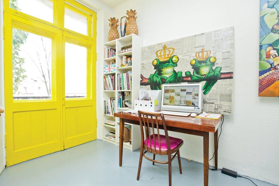 Фотография: Кабинет, Декор в стиле Скандинавский, Квартира, Дома и квартиры, IKEA – фото на INMYROOM