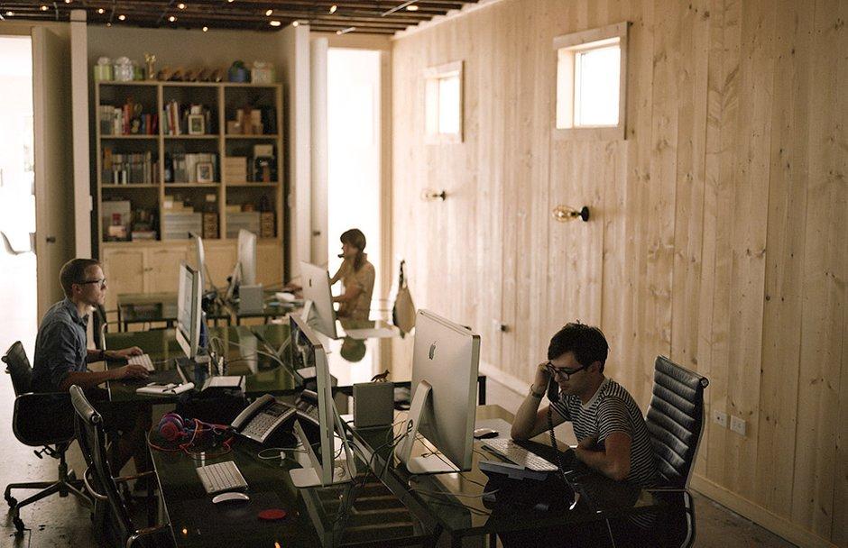 Фотография: Офис в стиле , Офисное пространство, Дома и квартиры, Минимализм, Проект недели – фото на INMYROOM