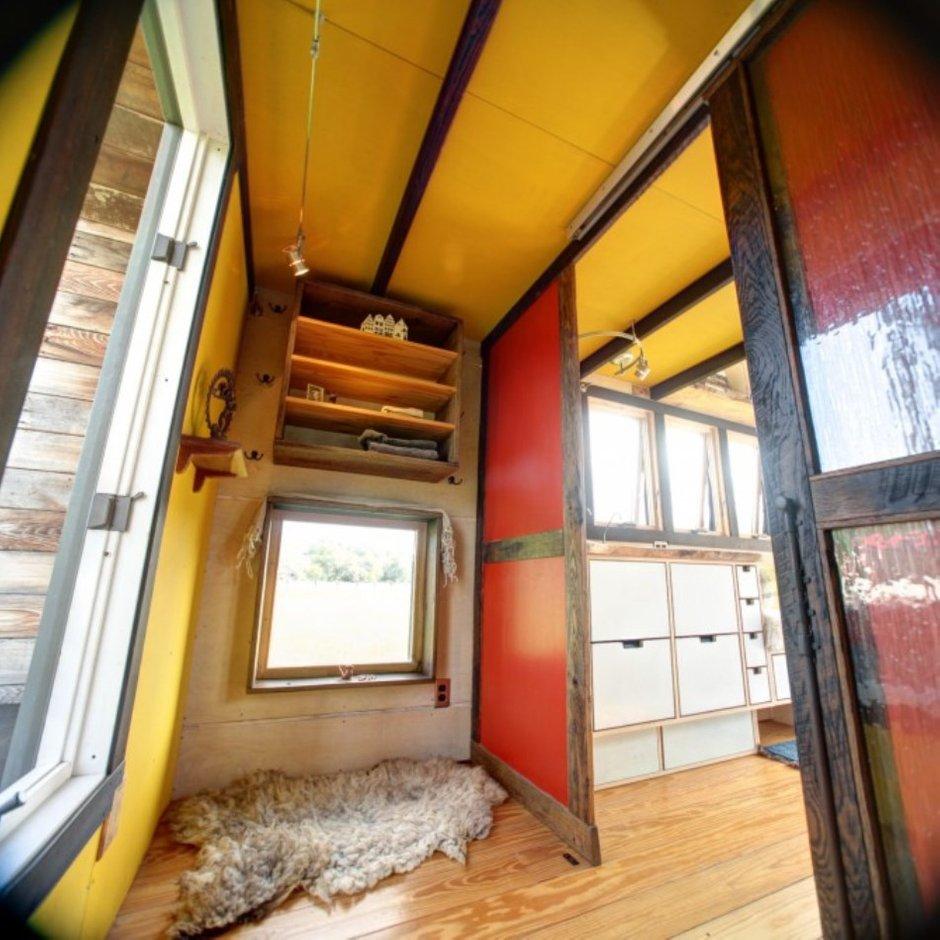 Фотография:  в стиле Современный, Дом, Дома и квартиры, Дача, Дом на колесах – фото на INMYROOM