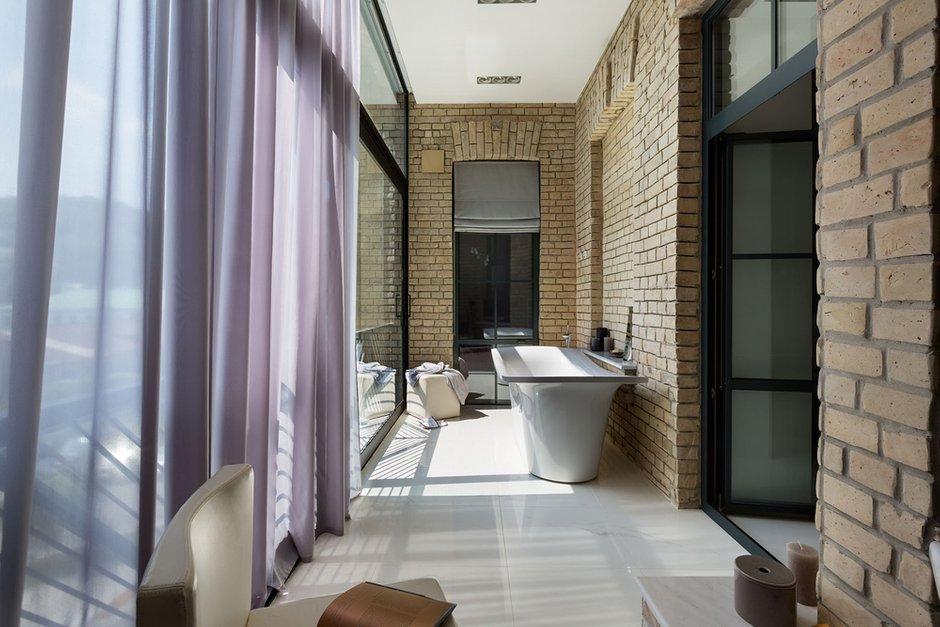 Фотография: Балкон, Терраса в стиле Лофт, Квартира, Украина, Дома и квартиры, Проект недели – фото на INMYROOM