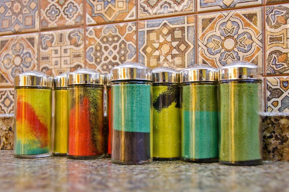 Фотография: Прочее в стиле , Кухня и столовая, Интерьер комнат, Проект недели, Марокканский – фото на INMYROOM