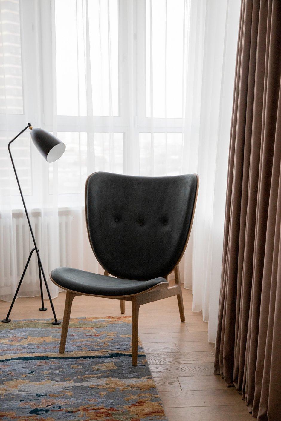 Фотография: Спальня в стиле Современный, Квартира, Проект недели, Москва, 3 комнаты, 60-90 метров, Более 90 метров, Own Design – фото на INMYROOM