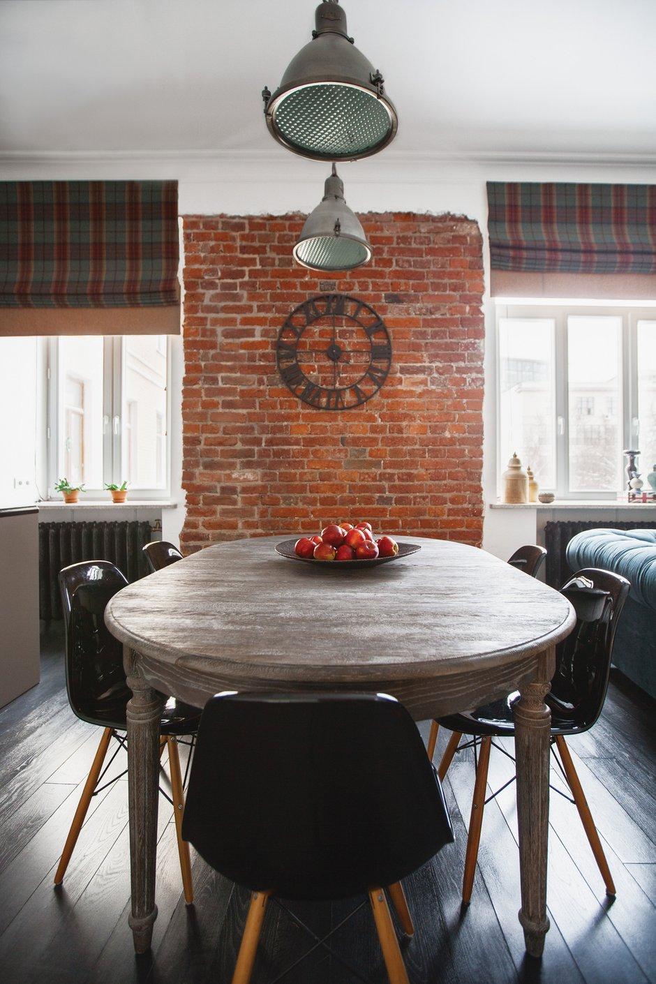 Фотография: Кухня и столовая в стиле Прованс и Кантри, Эклектика, Квартира, Дома и квартиры, Надя Зотова – фото на INMYROOM