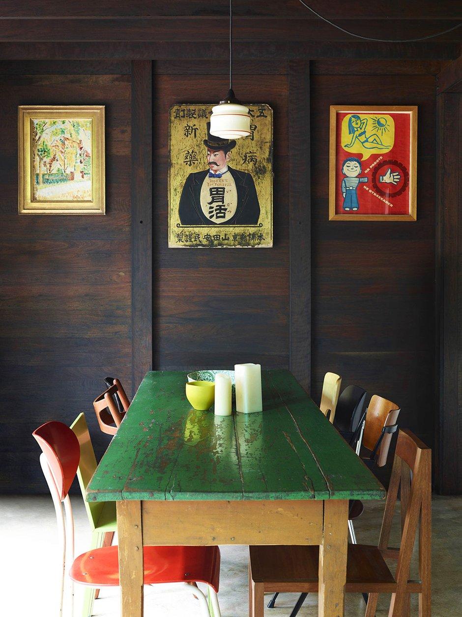 Фотография: Кухня и столовая в стиле Прованс и Кантри, Современный, Эклектика, Декор интерьера, Дом, Дома и квартиры, Архитектурные объекты – фото на INMYROOM
