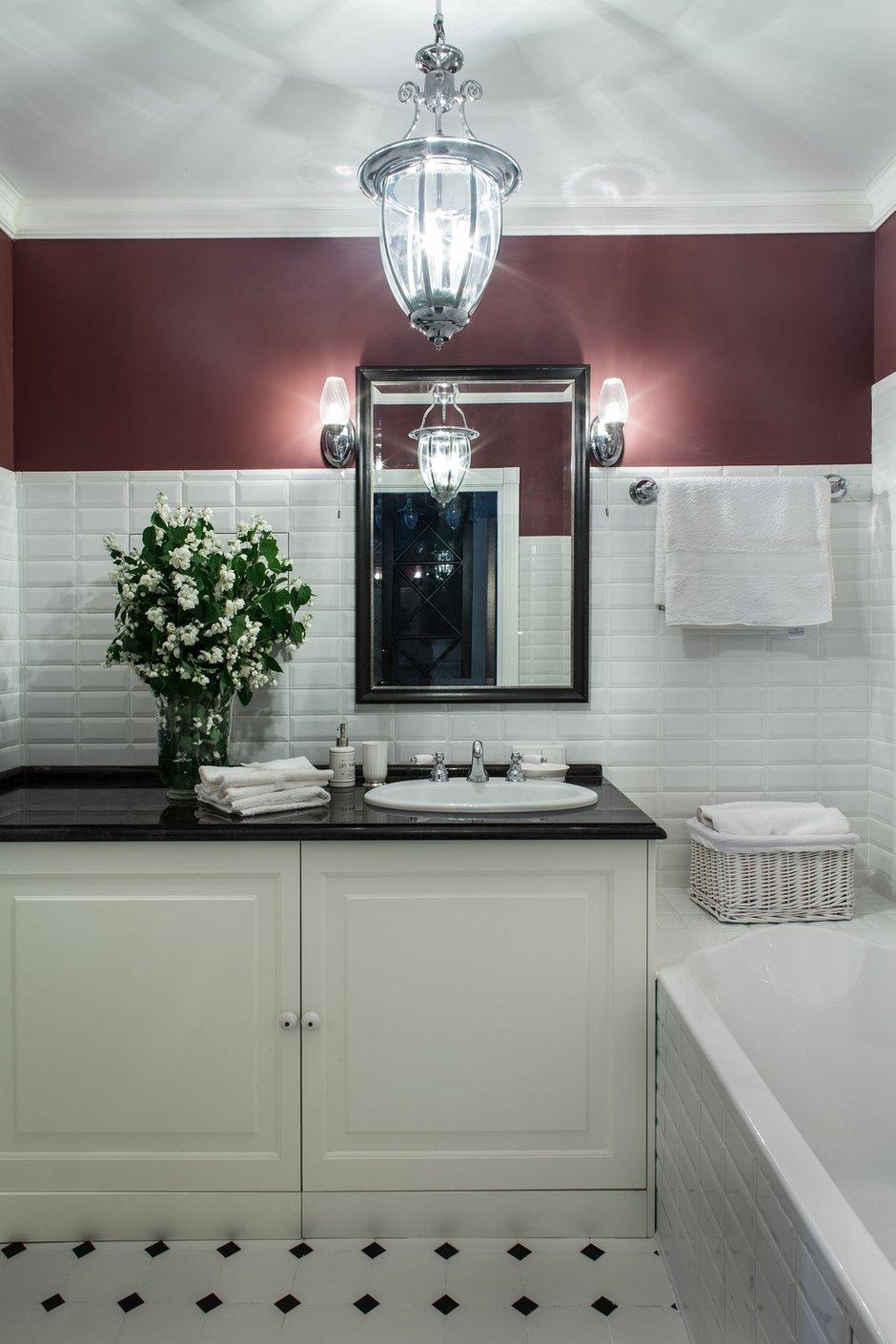 Фотография: Ванная в стиле Современный, Декор интерьера, Квартира, Дома и квартиры, Прованс – фото на INMYROOM