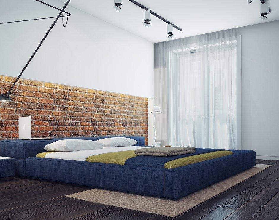 Фотография: Спальня в стиле Лофт, Современный, Декор интерьера, Квартира, Декор, Мебель и свет, Проект недели – фото на INMYROOM