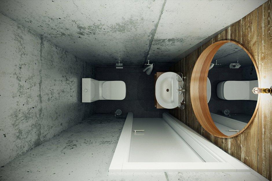 Фотография: Прочее в стиле , Лофт, Квартира, Дома и квартиры, Проект недели – фото на INMYROOM