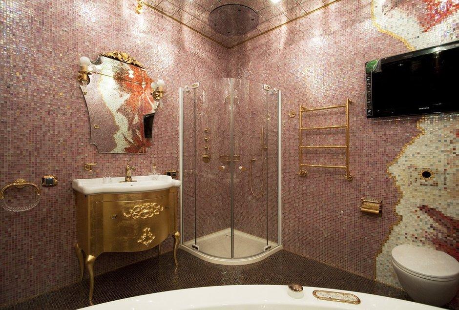 Фотография: Ванная в стиле Классический, Современный, Квартира, Дома и квартиры, Москва – фото на INMYROOM