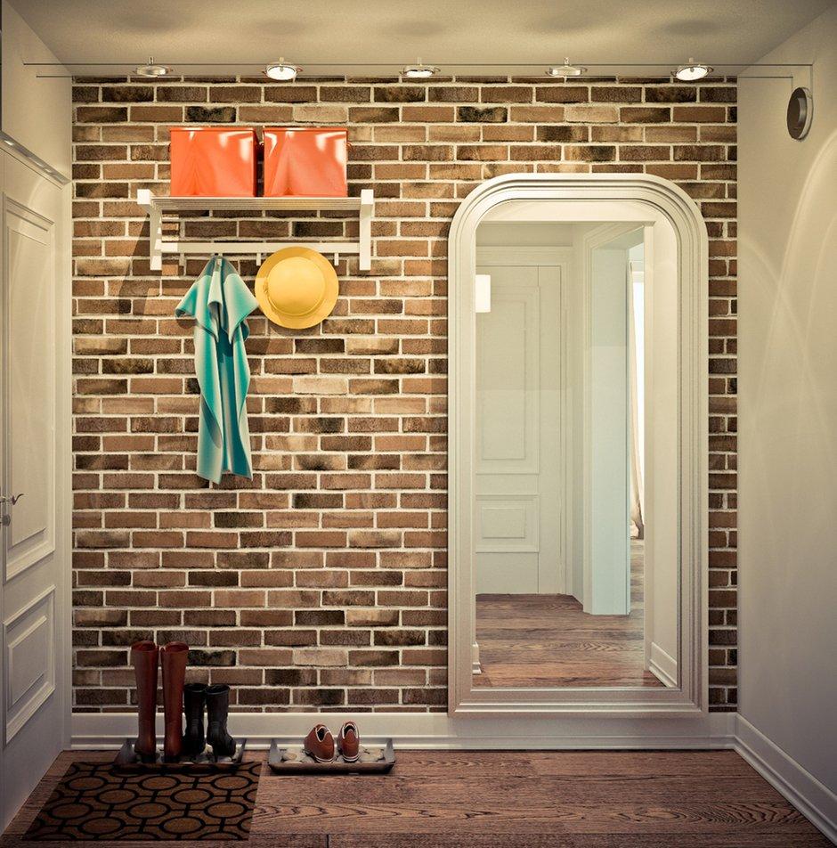 Фотография: Прихожая в стиле Скандинавский, Эклектика, Квартира, Дома и квартиры, IKEA, Проект недели – фото на INMYROOM