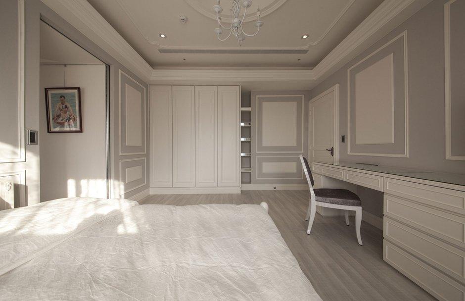 Фотография: Спальня в стиле , Дом, Дома и квартиры, Проект недели – фото на INMYROOM