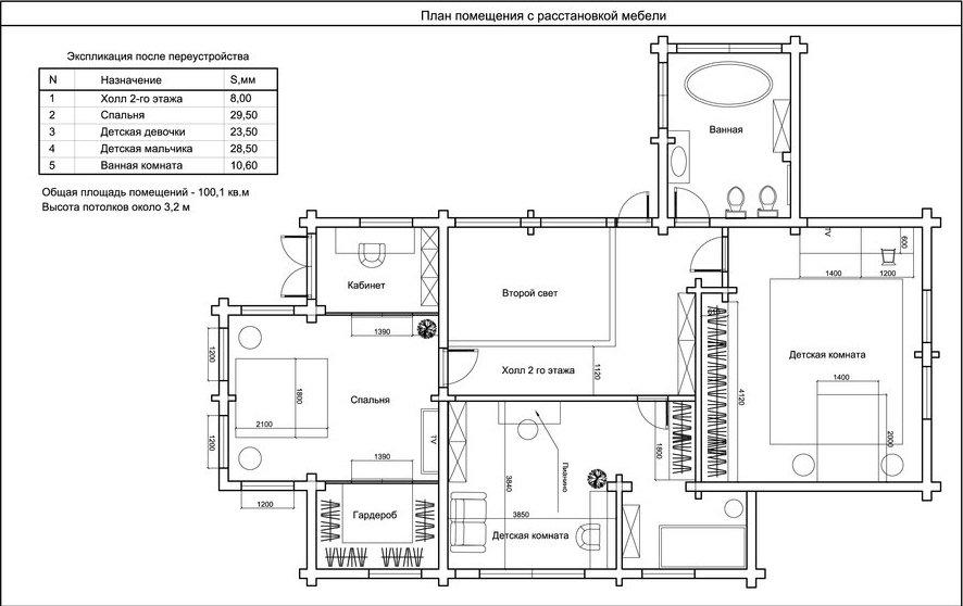 Фотография: Планировки в стиле , Дом, Проект недели, Дом и дача – фото на INMYROOM
