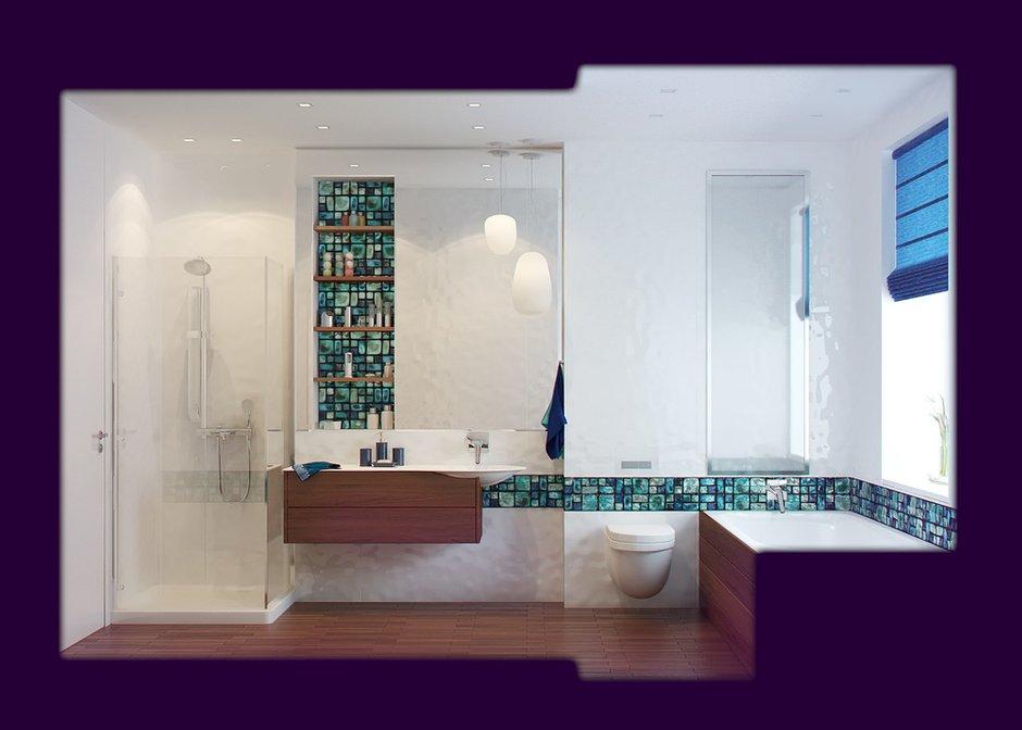 Фотография: Прочее в стиле , Квартира, Дома и квартиры, Проект недели, Пентхаус – фото на INMYROOM