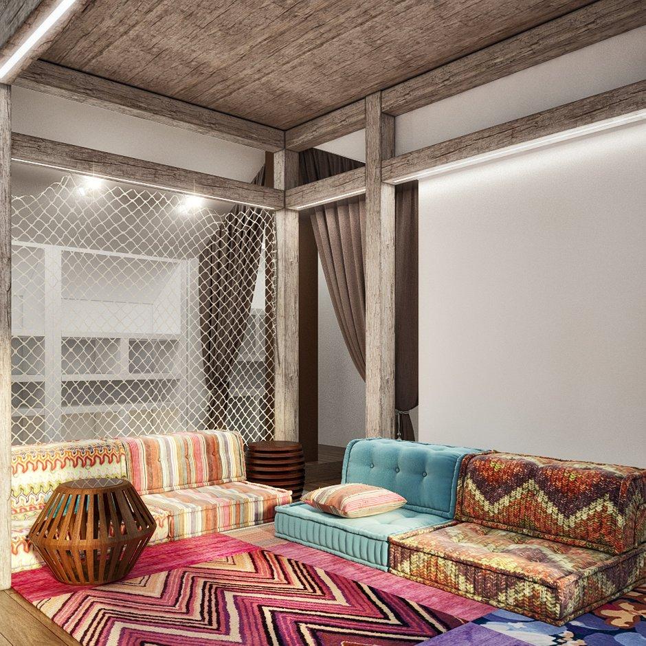 Фотография:  в стиле , Дом, Проект недели, «Победа дизайна» – фото на INMYROOM