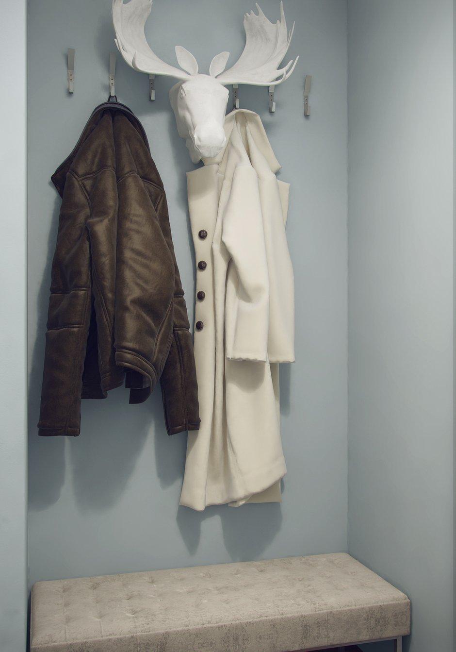 Фотография:  в стиле , Эклектика, Квартира, Проект недели – фото на INMYROOM