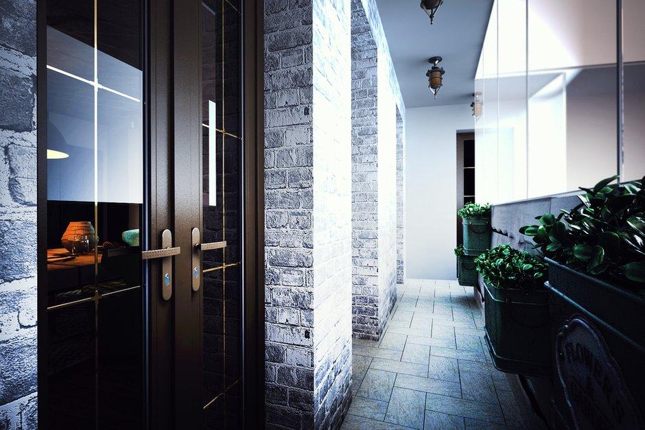 Фотография: Балкон, Терраса в стиле , Лофт, Квартира, Дома и квартиры – фото на INMYROOM