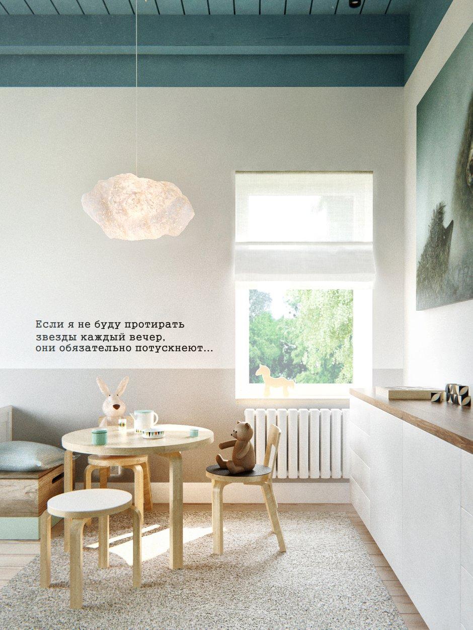 Фотография: Детская в стиле Скандинавский, Современный, Дом, Дома и квартиры, IKEA, Проект недели – фото на INMYROOM