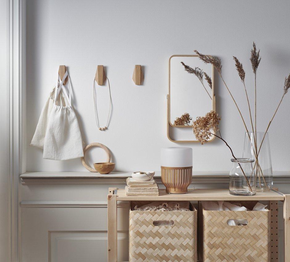 Фотография: Ванная в стиле Эко, Аксессуары, Декор, Мебель и свет, Гид, ИКЕА – фото на INMYROOM