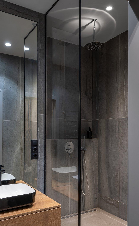 Фотография: Ванная в стиле Современный, Квартира, Проект недели, Москва, 2 комнаты, 40-60 метров, Анна Морозова – фото на INMYROOM