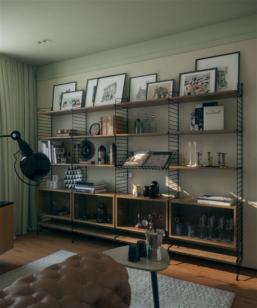 Фотография: Гостиная в стиле Лофт, Квартира, BoConcept, KARE Design, Дома и квартиры, Проект недели, Kartell – фото на INMYROOM