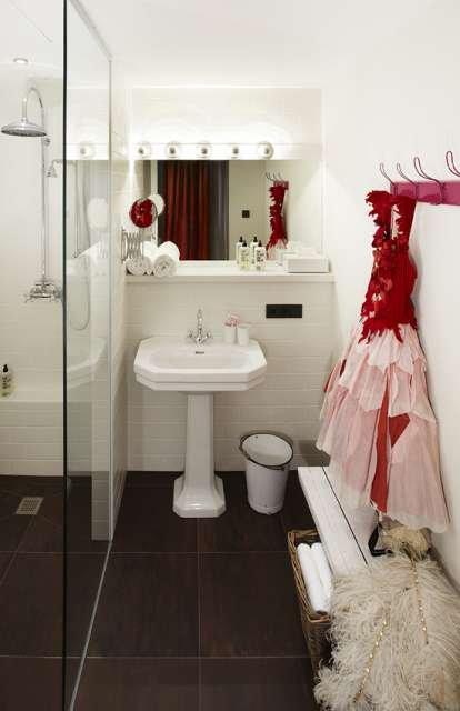 Фотография: Ванная в стиле , Дома и квартиры, Городские места, Отель, Проект недели – фото на INMYROOM