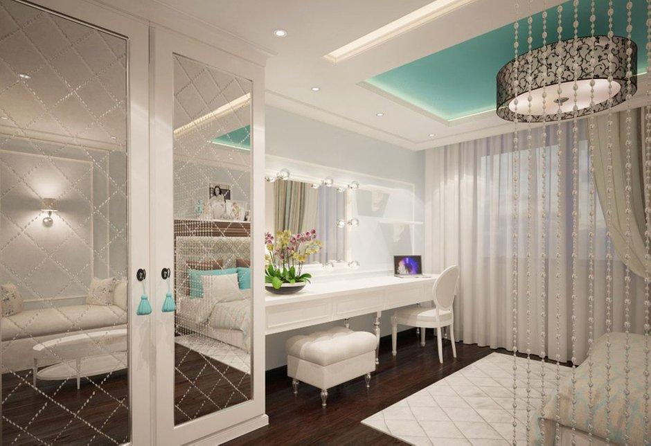 Фотография: Спальня в стиле Прованс и Кантри, Эклектика, Классический, Квартира, Проект недели – фото на INMYROOM