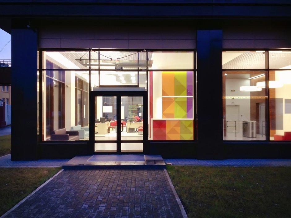 Фотография: Прочее в стиле , Современный, Офисное пространство, Офис, Дома и квартиры, Проект недели – фото на INMYROOM