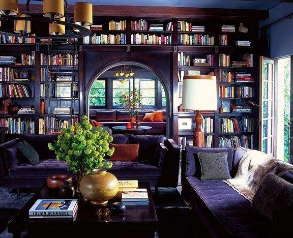 Фотография: Гостиная в стиле , Дом, Дома и квартиры, Интерьеры звезд, Калифорния – фото на INMYROOM