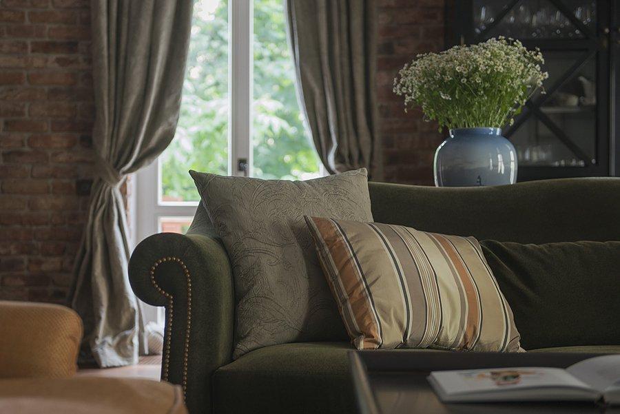 Фотография: Гостиная в стиле Прованс и Кантри, Квартира, Дома и квартиры, Проект недели – фото на INMYROOM