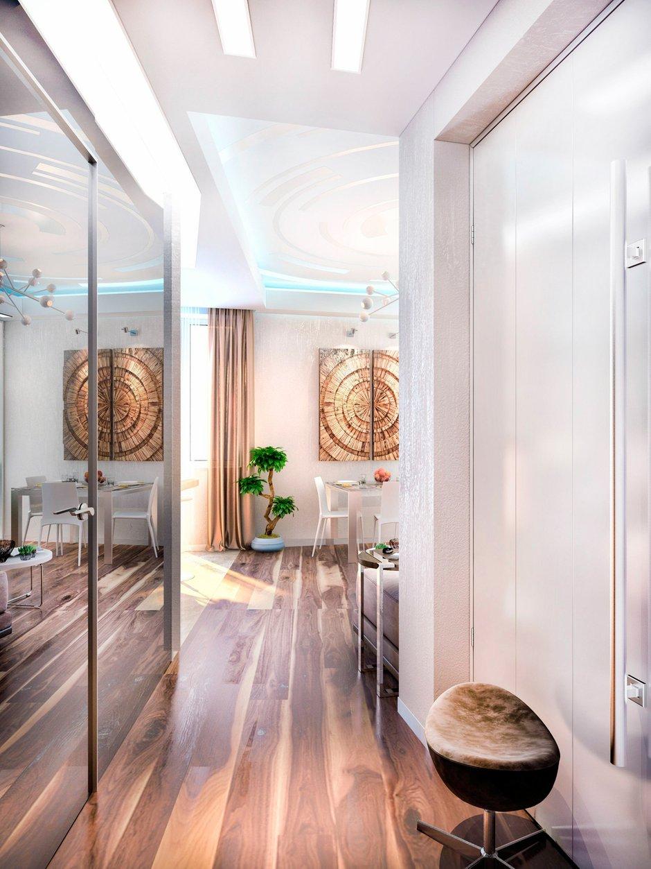 Фотография:  в стиле Современный, Декор интерьера, Квартира, Дома и квартиры, Проект недели, SLV – фото на INMYROOM