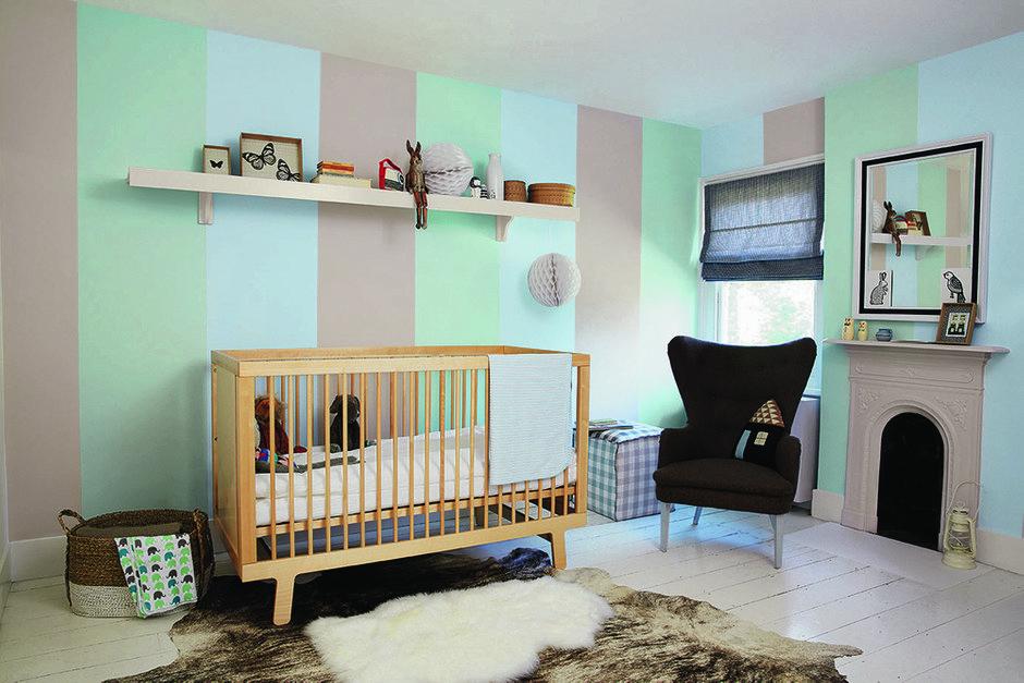 Фотография: Детская в стиле Современный, Декор интерьера, Дизайн интерьера, Цвет в интерьере, Бежевый, Dulux – фото на INMYROOM