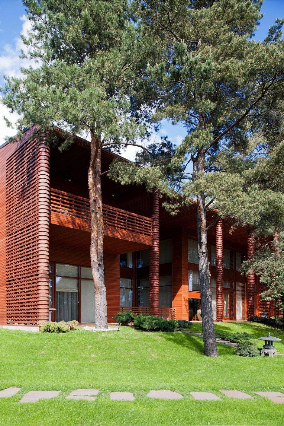 Фотография: Архитектура в стиле Восточный, Дом, Дома и квартиры, Проект недели – фото на INMYROOM