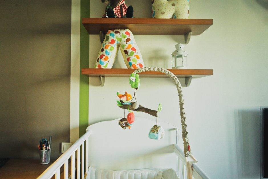 Фотография: Детская в стиле Скандинавский, DIY, Квартира, Дома и квартиры, IKEA – фото на INMYROOM