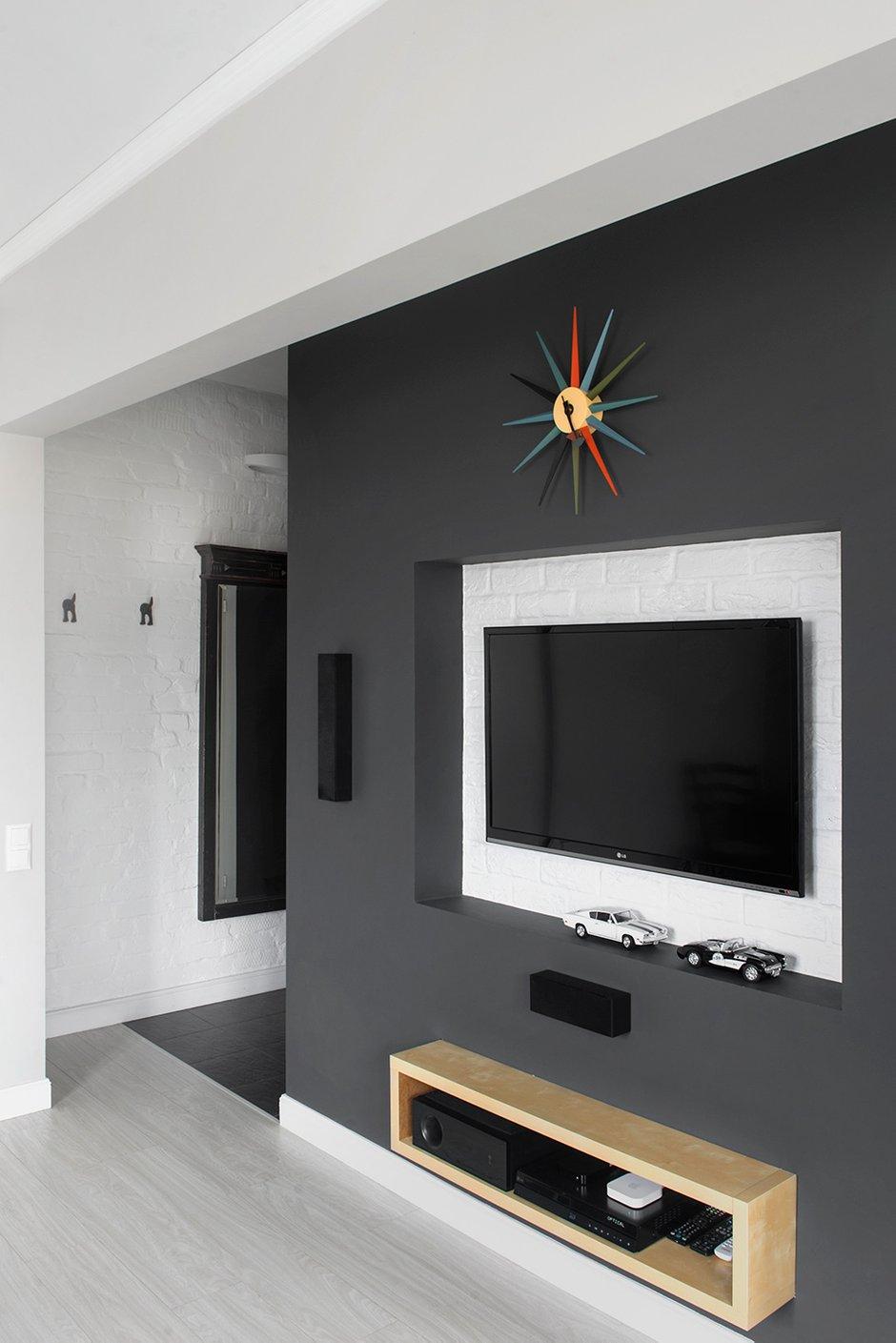 Фотография: Декор в стиле Современный, Малогабаритная квартира, Квартира, Дома и квартиры, IKEA, Проект недели, Хрущевка – фото на INMYROOM