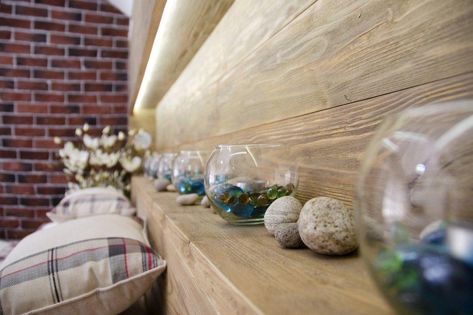 Фотография: Спальня в стиле Лофт, Современный, Декор интерьера, Интерьер комнат, Проект недели, Илья Хомяков – фото на InMyRoom.ru