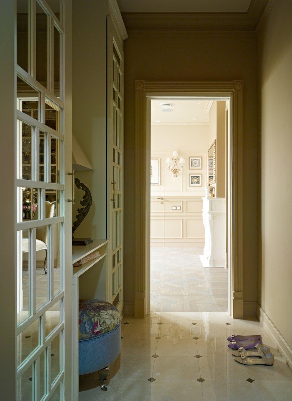 Фотография:  в стиле Современный, Классический, Эклектика, Квартира, Текстиль, Дома и квартиры – фото на INMYROOM