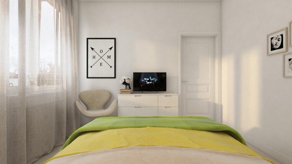 Фотография:  в стиле , Квартира, Проект недели, Монолитный дом, 4 и больше, 60-90 метров, Ольга Васильева, May Design, ЖК Gröna Lund – фото на INMYROOM