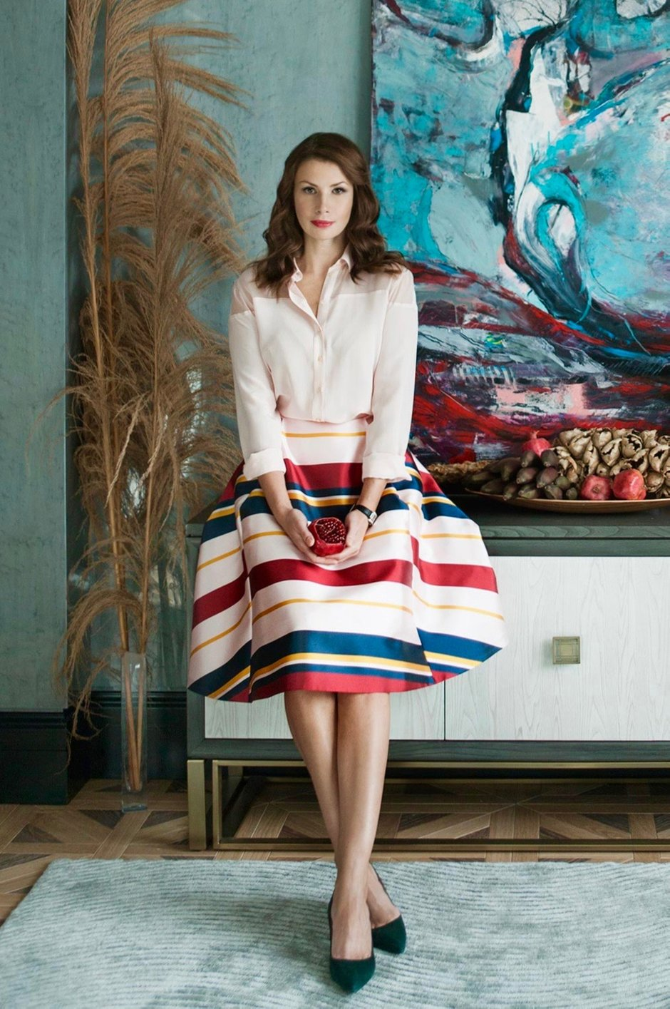 Фотография:  в стиле , Интервью, блиц-портрет, Катерина Лашманова – фото на INMYROOM