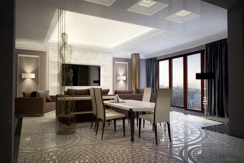 Фотография: Кухня и столовая в стиле Современный, Эклектика, Дом, Дома и квартиры – фото на INMYROOM
