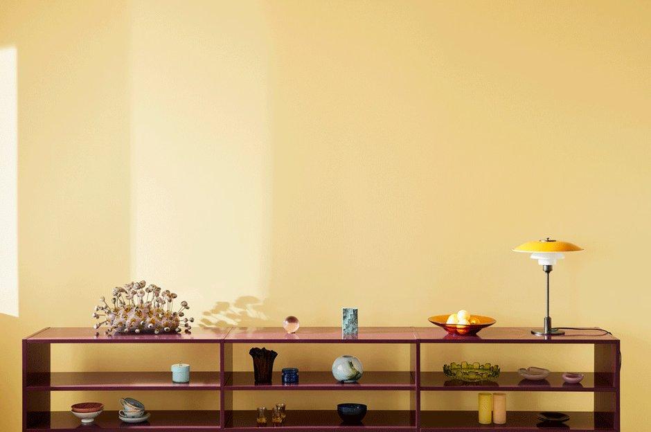 Фотография:  в стиле , Декор интерьера, Цвет в интерьере, Желтый, цветовая гамма интерьера, Tikkurila, энциклопедия_декор, энциклопедия_интерьер, цвет 2020 – фото на INMYROOM